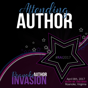 Roanoke Author Invasion