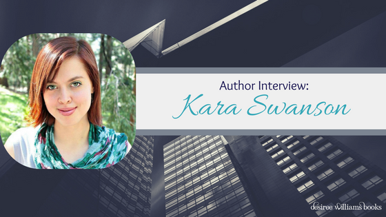 Author Interview: Kara Swanson